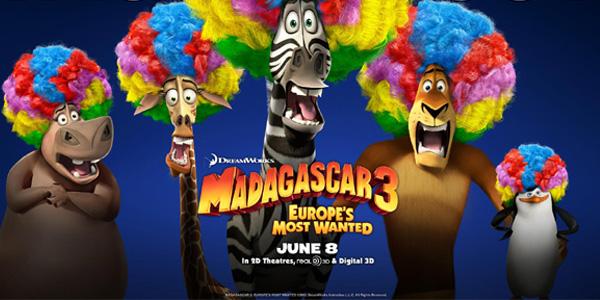 Madagascar 3