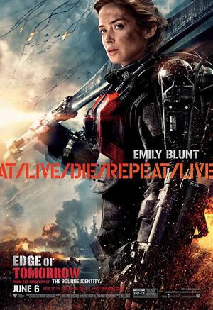 Emily Blunt - Edge of Tomorrow