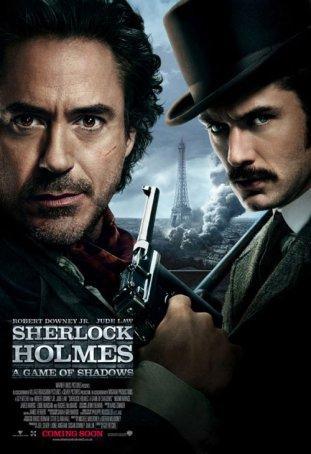 Sherlock Holmes: Game of Shadows
